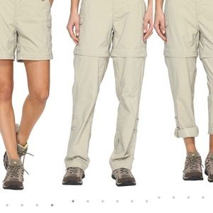 The North Face TWO Pair Convertible Hiking Pants